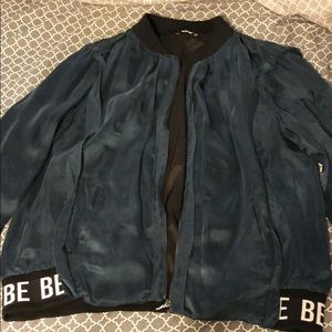 Bebe jacket never worn